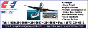 Cargo Express Web