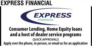 Express Financial Web