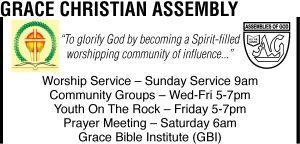 Grace Christian Assembly Web