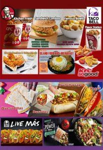 KFC TacoBell Web 2
