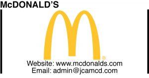 McDonalds CNMI Web