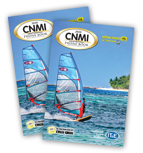 CNMI Phone Book Cover