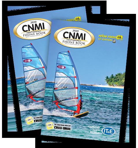CNMI Phone Book Cover
